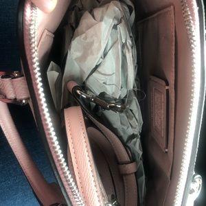 Coach Bags - NWT mini sierra satchel pink